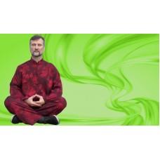 Видео-курс Цигун: Бадуаньцзин ЦЗО (сидя)